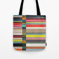 Colorsplit 2 Tote Bag