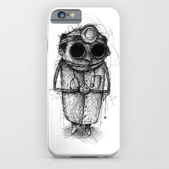 Dr. Death iPhone & iPod Case