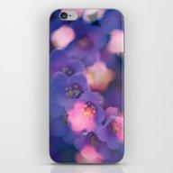 De FlowerDream iPhone & iPod Skin