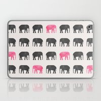Elephant walk  Laptop & iPad Skin