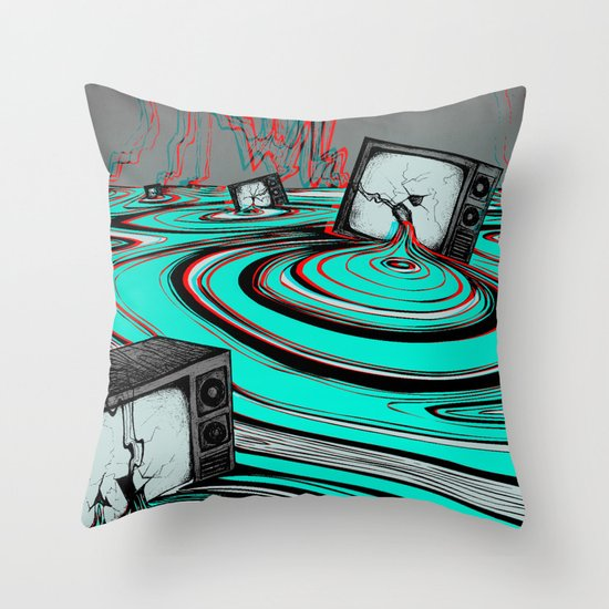 LS Throw Pillow