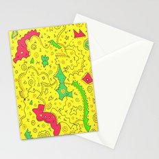 Kimmy Schmidt Stationery Cards