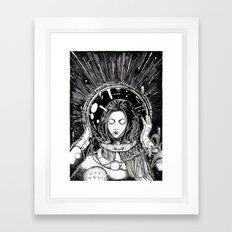 AURORA 1 Framed Art Print