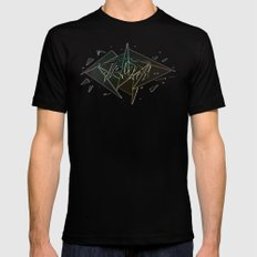 Truth Mens Fitted Tee Black SMALL
