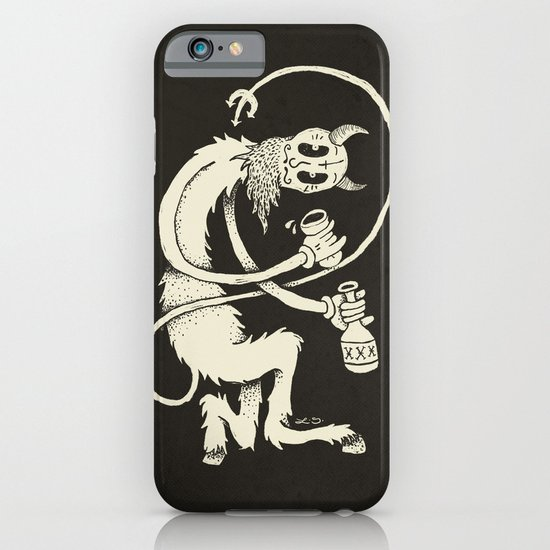 The Devil iPhone & iPod Case