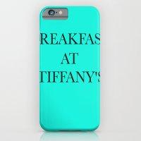 iPhone & iPod Case featuring Breakfast at.. by Lucrezia Semenzato