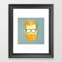 Devoux Framed Art Print