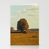 oh hay 2 Stationery Cards