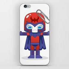 MAGNETO ROBOTIC iPhone & iPod Skin