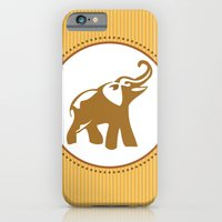 Elephant Print iPhone 6 Slim Case