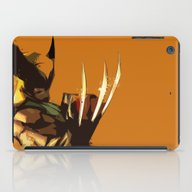 The Wolverine iPad Case