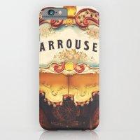 iPhone & iPod Case featuring Carrousel by MundanalRuido