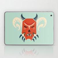Kuker Evil Monster Mask Laptop & iPad Skin
