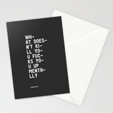 Mentally Stationery Cards