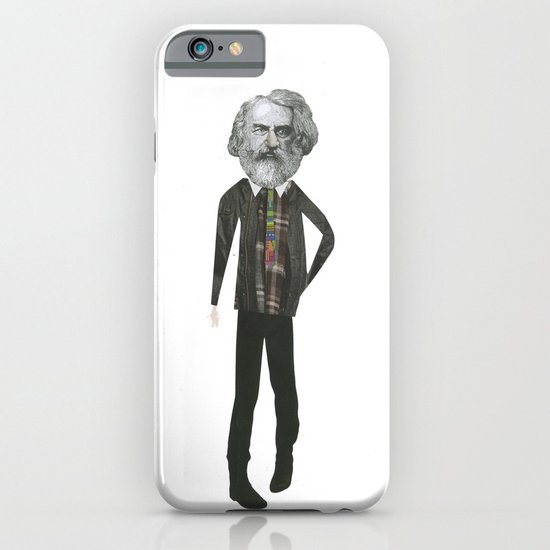 Mr Moody pants iPhone & iPod Case
