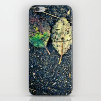 Leaf You iPhone & iPod Skin