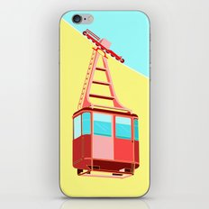 To the Sky iPhone & iPod Skin