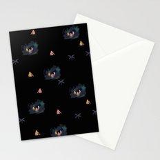 Night Pond Stationery Cards
