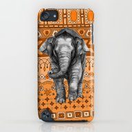 Baby Elephant G046-008 iPod touch Slim Case