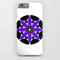 Purple Flower iPhone 6 Slim Case