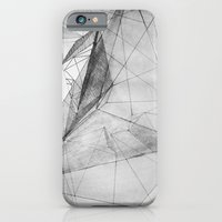 triangle iPhone & iPod Cases featuring triangle by Katekima