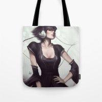 Pepper Vogue Tote Bag