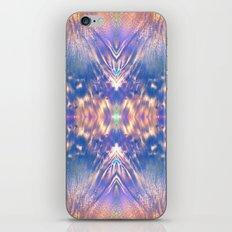 LAVENDER HALO iPhone & iPod Skin