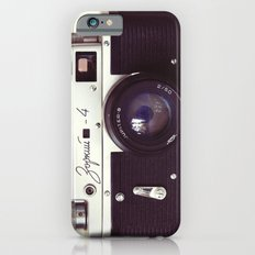 Zorki vintage camera iPhone 6 Slim Case