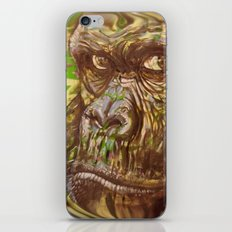 Gorilla Funk (Living on the Edged Pt. II) iPhone & iPod Skin