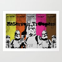 ReServoir TrOopers Art Print