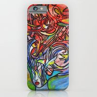 iPhone & iPod Case featuring We Are Real by Ming Myaskovsky