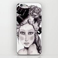 Shipwrecked Antoinette iPhone & iPod Skin