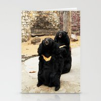 Russian Bears... Stationery Cards