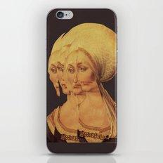 Frau Dürer 202 iPhone & iPod Skin