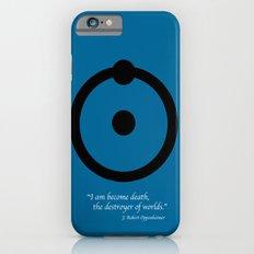 Dr, Manhattan iPhone 6 Slim Case