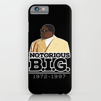 Christopher 'Notorious B.I.G.' Wallace iPhone 6 Slim Case
