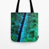 BreadfruitLeaf Tote Bag