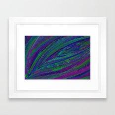 Peacock DP160218a Framed Art Print