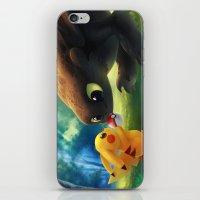 Gotcha iPhone & iPod Skin