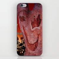 A Spook In The Thistles iPhone & iPod Skin