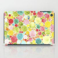 dream bubbles iPad Case
