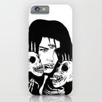 Lady Death Trip iPhone 6 Slim Case