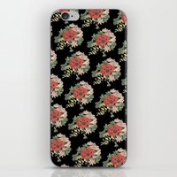 Flos II iPhone & iPod Skin