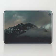 Mountain in the Clouds iPad Case