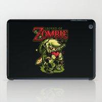 Legend Of Zombie iPad Case