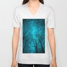 Stars Can't Shine Without Darkness  Unisex V-Neck