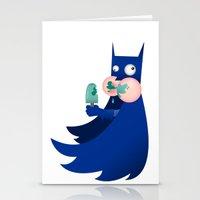 Buttman Stationery Cards