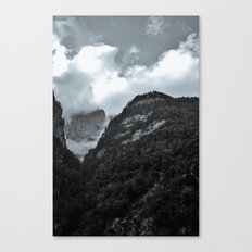 Peak  Canvas Print