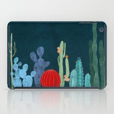 Cactus garden iPad Case
