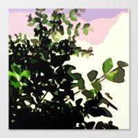Naturmotiv. Canvas Print